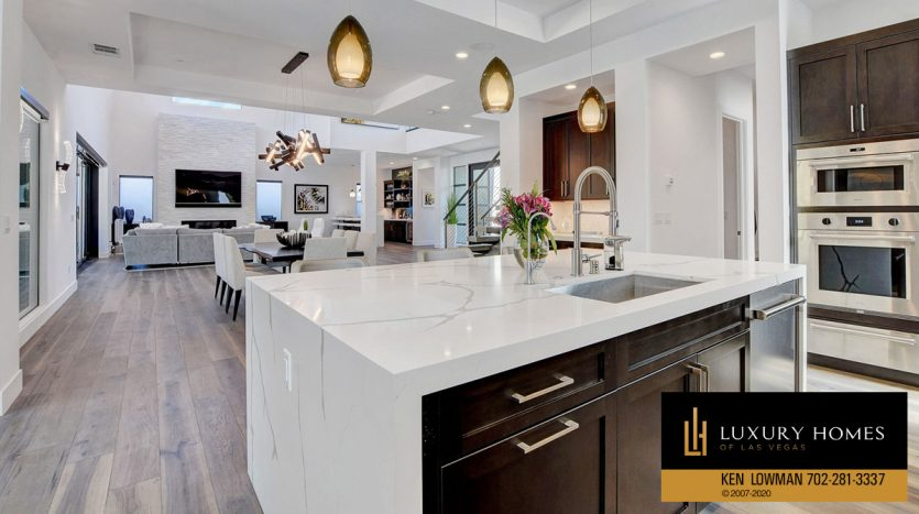 Interiors at 11436 Opal Springs Way, Las Vegas