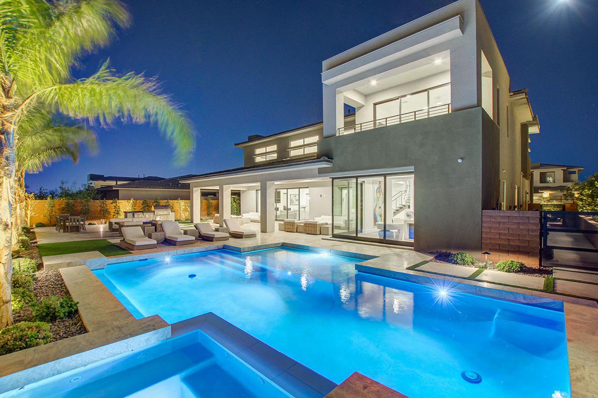 Luxury Homes Sales in Las Vegas