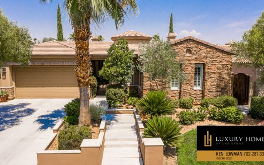 Red Rock Country Club Home for Sale, 11494 Glowing Sunset Ln