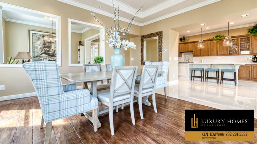 Dining at Home for Sale, 11494 Glowing Sunset Ln
