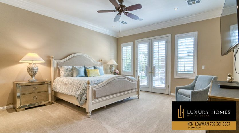 Bedroom at Home for Sale, 11494 Glowing Sunset Ln