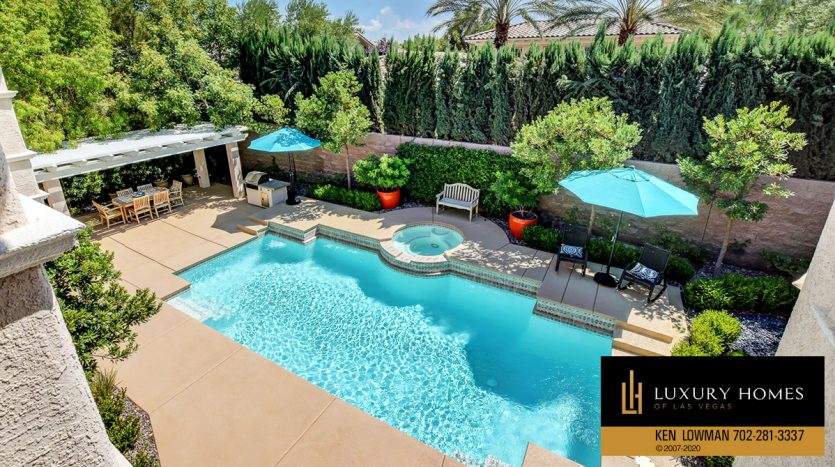 pool side, Southern Highlands Home for Sale, 3863 Glasgow Green Dr