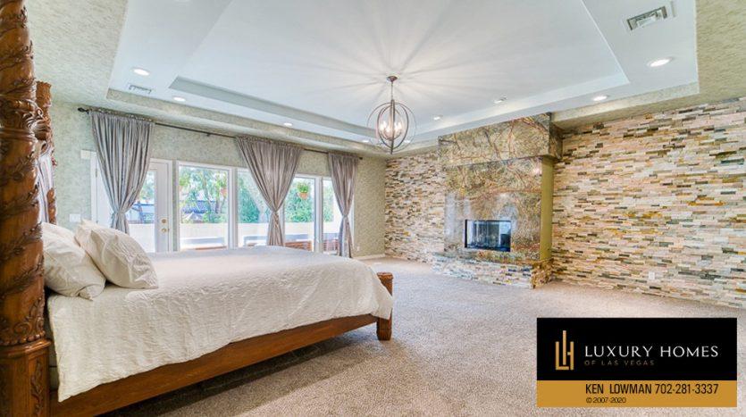 bedroom at Ten Oaks Home for Sale, 1501 Golden Oak Dr