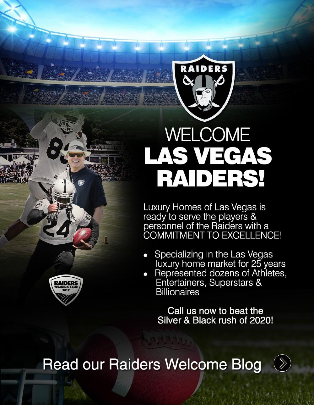 LA Raiders - 2020
