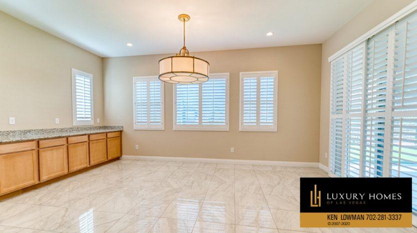 huge expansive kitchen area at Summerlin (Altura) Home for Sale, 12030 Vento Forte Av