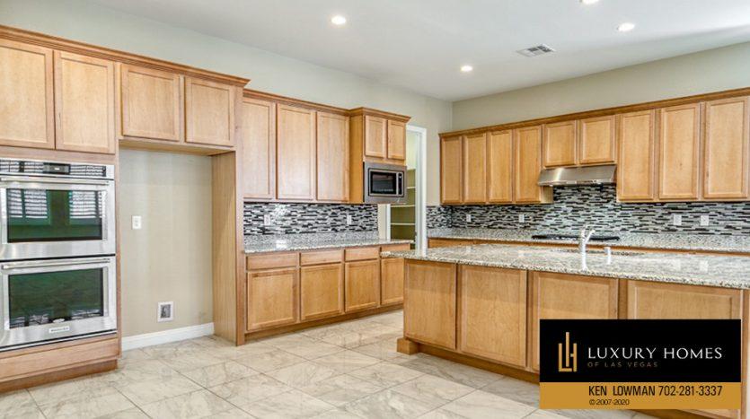 kitchen at Summerlin (Altura) Home for Sale, 12030 Vento Forte Av