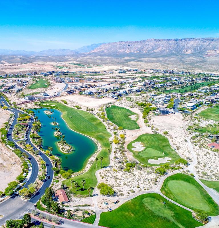 richest part of Las Vegas