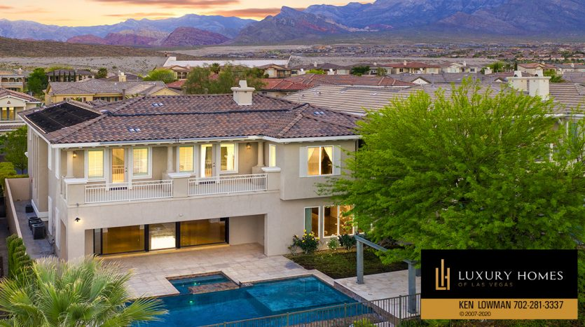 Red Rock Country Club Home for Sale, 2104 Orchard Mist St