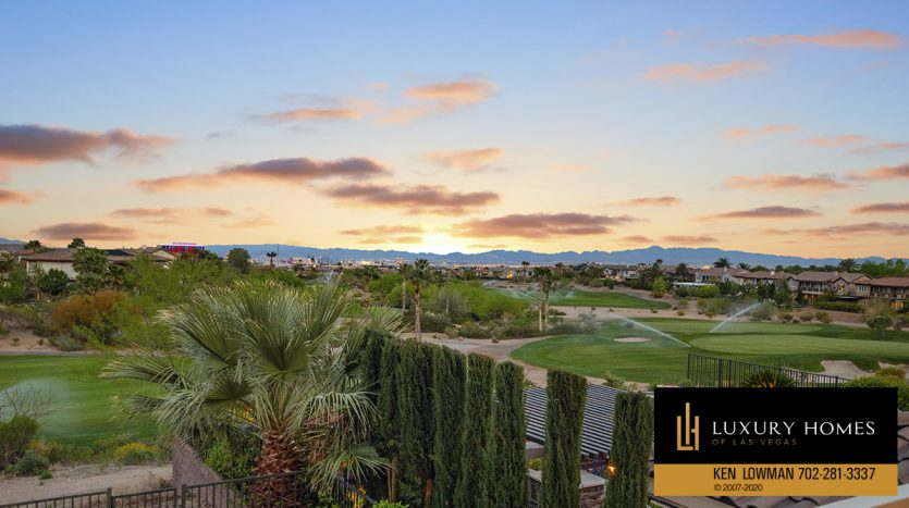 view at 2104 Orchard Mist St, Las Vegas, NV 89135