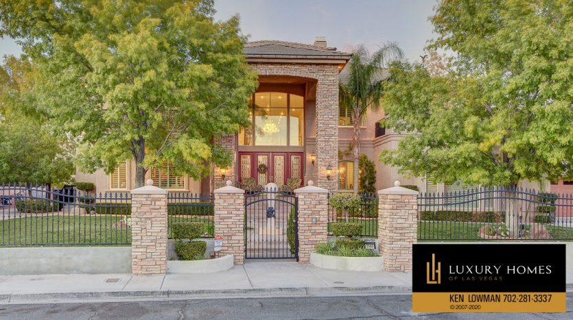 South East Las Vegas Home for Sale, 3580 Five Pennies Lane