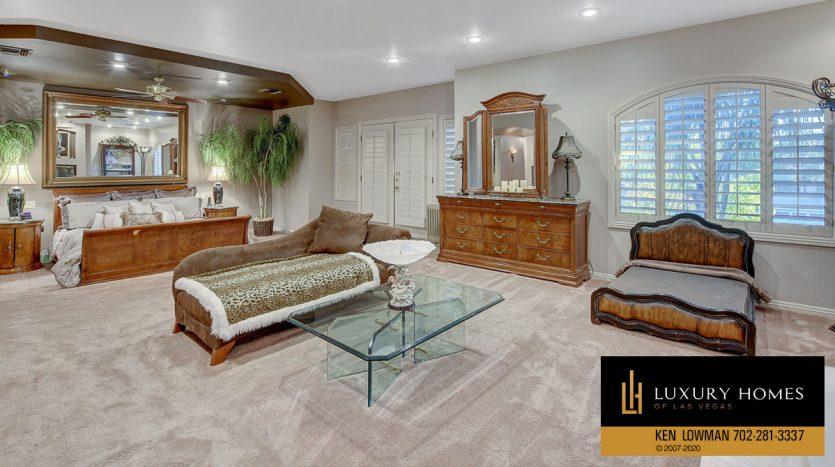 living room, 3580 Five Pennies Lane, Las Vegas