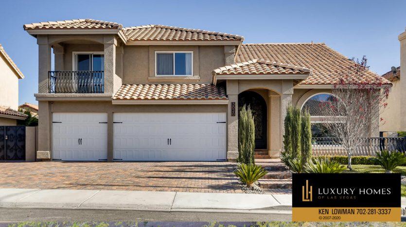 South West Las Vegas Home for Sale, 3626 Dutch Valley Drive