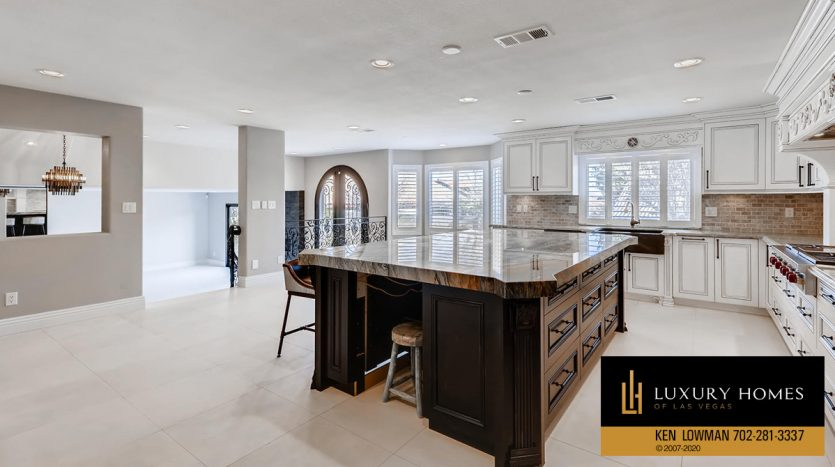 counter top at 3626 Dutch Valley Drive, Las Vegas