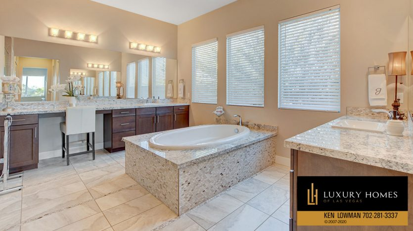 bath at Brookshire Estates Home for Sale, 8224 Sweetwater Creek Way