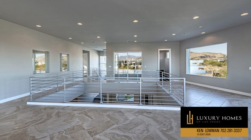 airway at The Ridges Home for Sale, 31 Drifting Shadow Way, Las Vegas, NV 89135