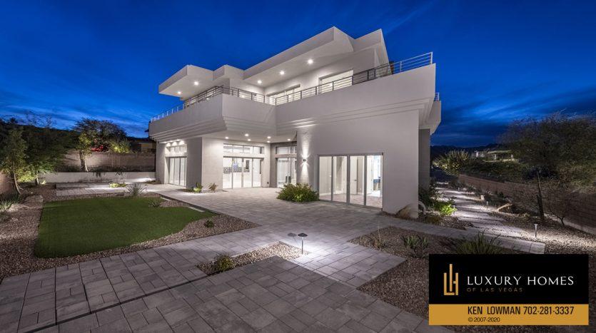 The Ridges Home for Sale, 31 Drifting Shadow Way, Las Vegas, NV 89135