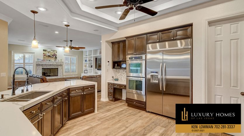 view of kitchen at Country Club Hills Home for Sale, 2053 Glenview Dr