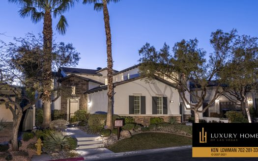 Red Rock Country Club Home for Sale, 3329 Elk Clover St