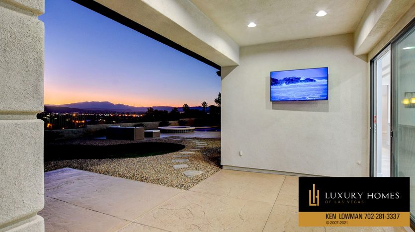 splendid views at Seven Hills Home for Sale, 1380 Ruby Sky Ct