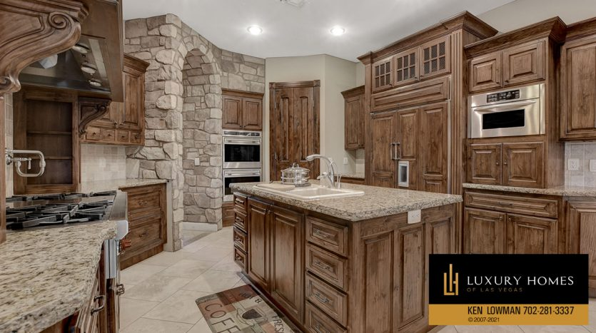 kitchen counter tops at Tuscany Home for Sale, 1363 Olivia Parkway
