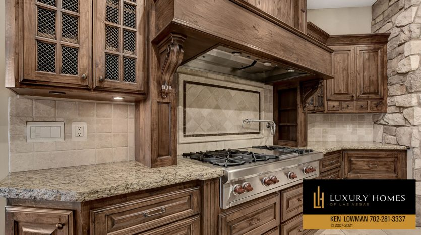 cooking range at Tuscany Home for Sale, 1363 Olivia Parkway
