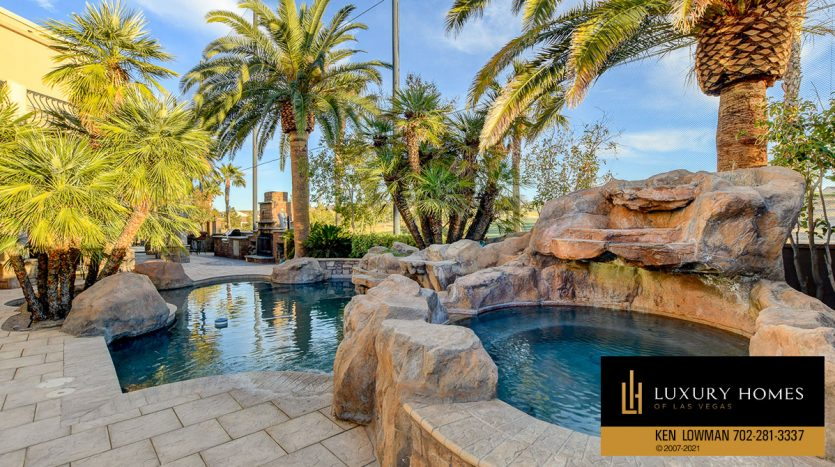 pool at Tuscany Home for Sale, 1363 Olivia Parkway