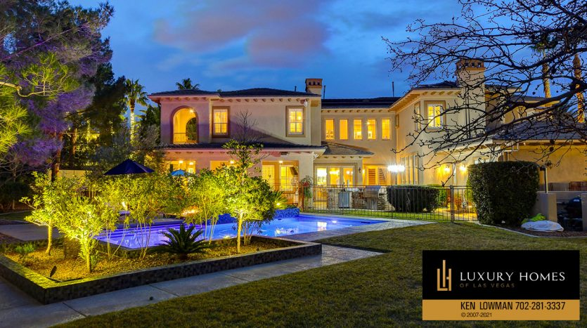 Canyon Fairways Home for Sale, 9509 Balatta Canyon Ct