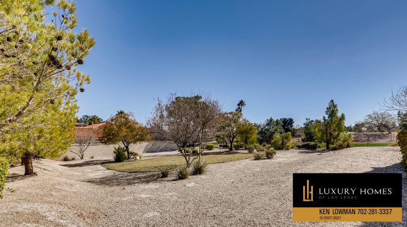 Canyon Gate Country Club Lot for Sale, 8713 Robinson Ridge
