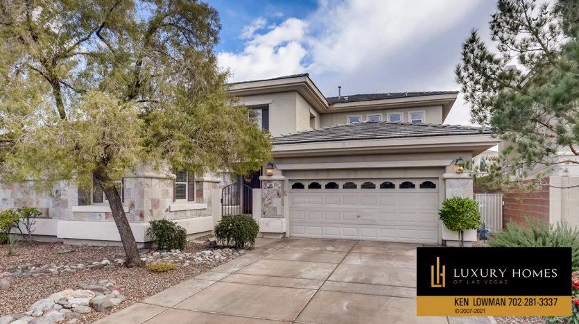 Eagle Rock at Summerlin Home for Sale, 508 Proud Eagle, Las Vegas, NV 89144