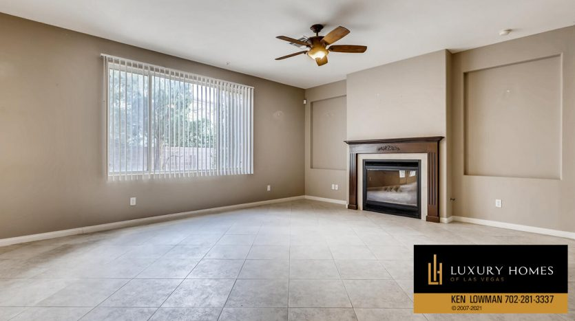 large room at Eagle Rock at Summerlin Home for Sale, 508 Proud Eagle, Las Vegas, NV 89144