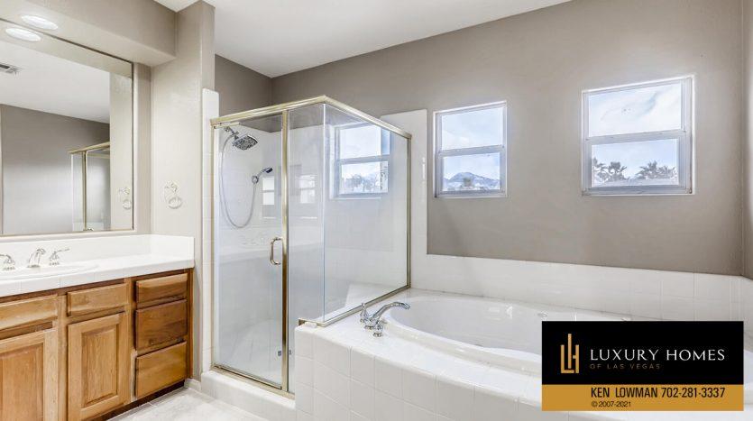 bath at Eagle Rock at Summerlin Home for Sale, 508 Proud Eagle, Las Vegas, NV 89144