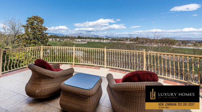 Canyon Fairways at Summerlin Home for Sale, 9260 Tournament Canyon Dr