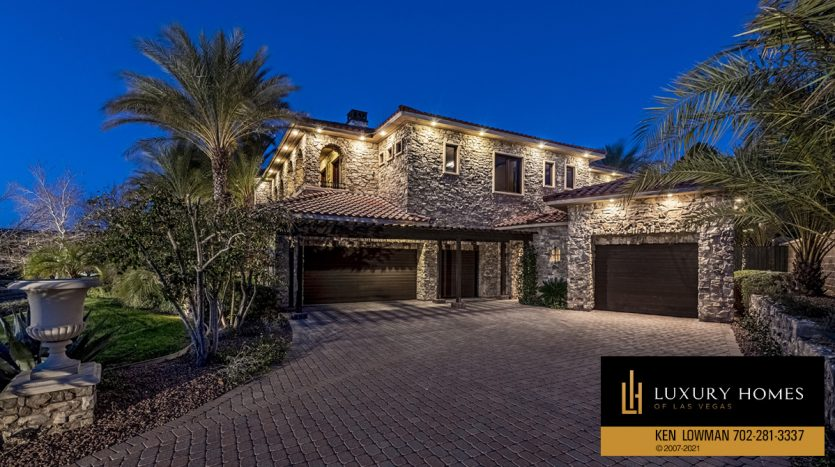 Mountain Trails at Summerlin Home for Sale, 2316 Pearl Crest St