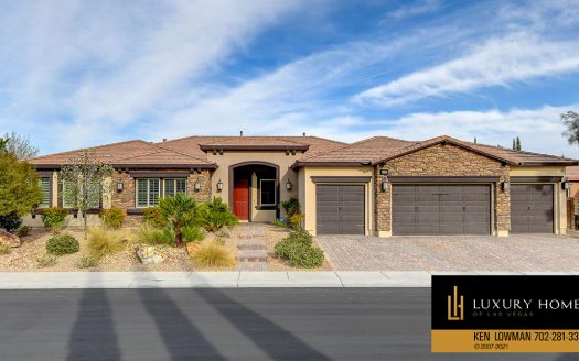 Northwest Las Vegas Home for Sale, 5430 Serenity Brook Dr