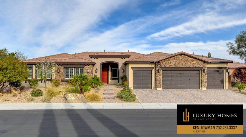 Northwest Las Vegas Home for Sale, 5430 Serenity Brook Dr