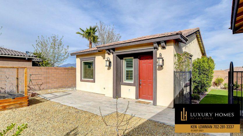 casita at Northwest Las Vegas Home for Sale, 5430 Serenity Brook Dr