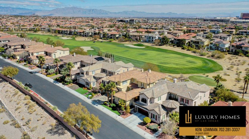 lounge area at Red Rock Country Club Home for Sale, 2122 Country Cove Ct