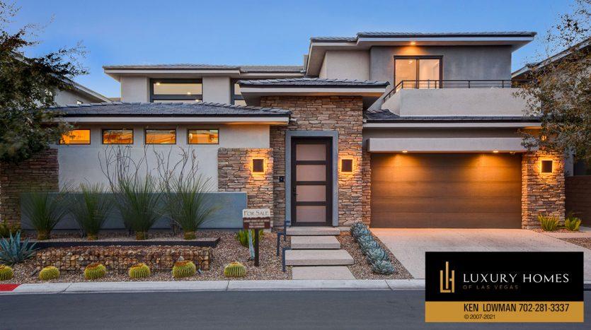 The Ridges Home for Sale, 81 Pristine Glen St, Las Vegas, NV 89135