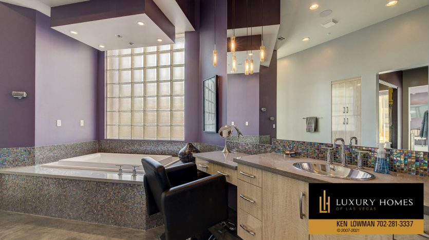 bath at Anthem Country Club Home for Sale, 1 Chartiers Ct