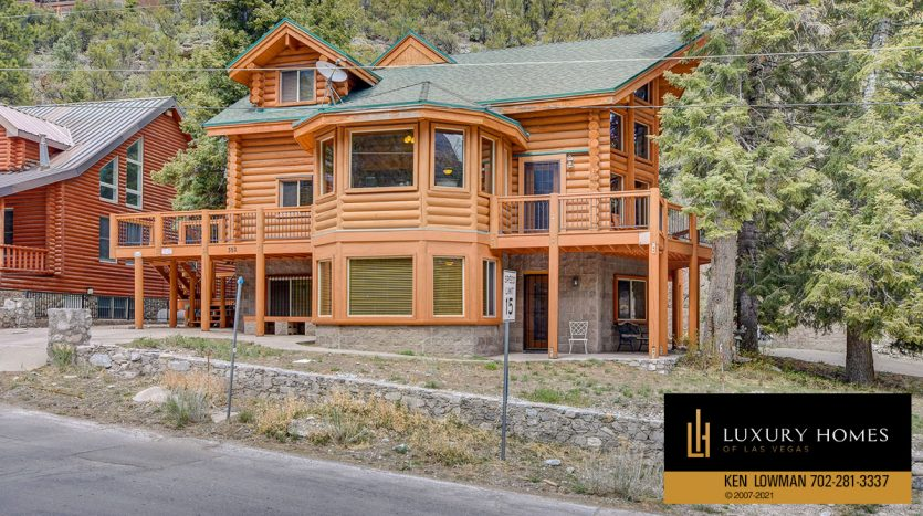 Mt Charleston Home for Sale, 352 Echo Rd