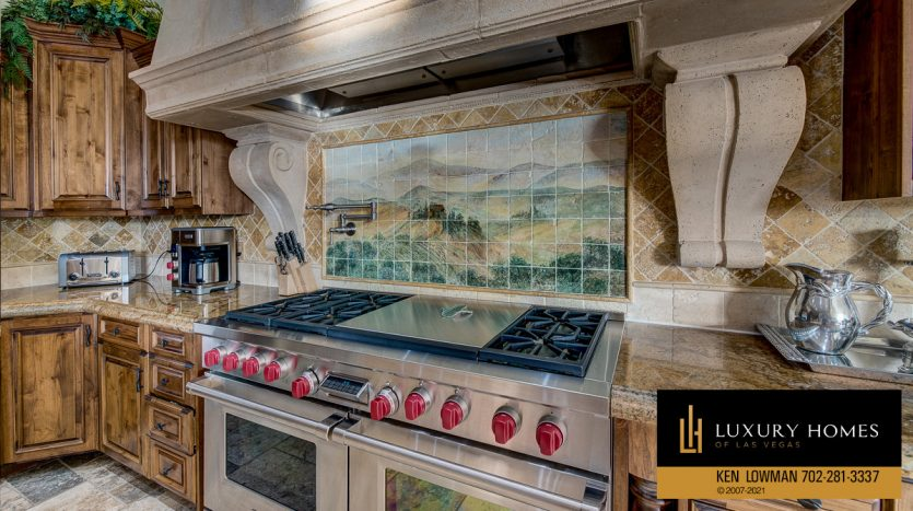 kitchen appliances at Seven Hills Home for Sale, 1610 Villa Rica