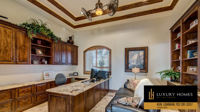 work area at Seven Hills Home for Sale, 1610 Villa Rica