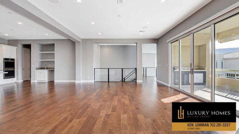 living room area at The Ridges Home for Sale, 11280 Granite Ridge #1097