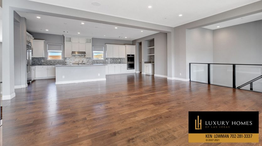 large living spaces at The Ridges Home for Sale, 11280 Granite Ridge #1097