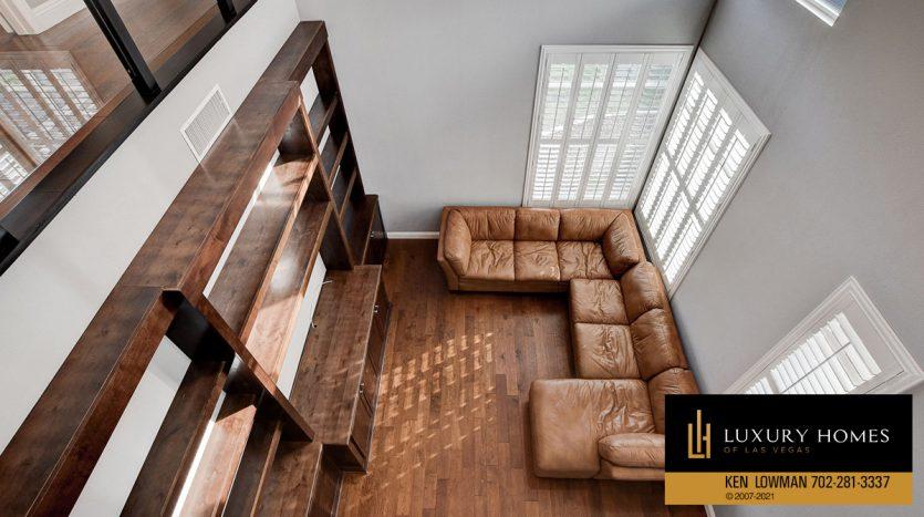 lounge area at The Ridges Home for Sale, 11280 Granite Ridge #1097