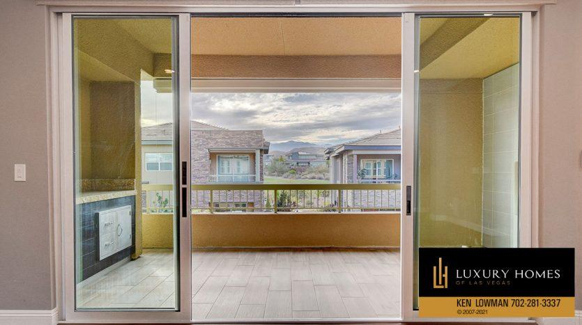 balcony view at The Ridges Home for Sale, 11280 Granite Ridge #1097