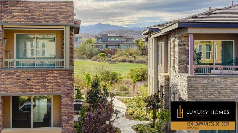 mountain view at The Ridges Home for Sale, 11280 Granite Ridge #1097