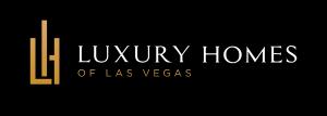 luxury homes of las vegas logo