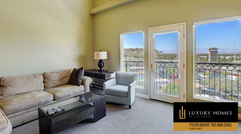room view at District at Green Valley Ranch Home for Sale, 2220 Village Walk Dr #3306