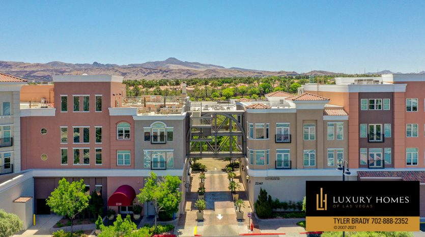 complex at District at Green Valley Ranch Home for Sale, 2220 Village Walk Dr #3306